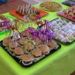 catering y meriendas para cumpleaños