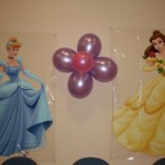 decoracion princesas