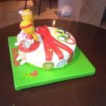 brujula tartas niña 153 150x150 - Tartas para niñas
