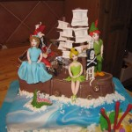 brujula tartas niña 211 150x150 - Tartas para niñas