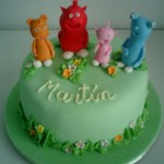 brujula tartas niño 008 150x150 - Tartas para niños