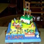 brujula tartas niño 025 150x150 - Tartas para niños