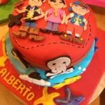 brujula tartas niño 056 150x150 - Tartas para niños