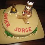 brujula tartas niño 120 150x150 - Tartas para niños