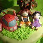 brujula tartas niño 126 150x150 - Tartas para niños