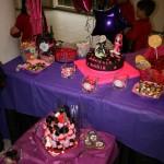 cumpleaños con decoración temática